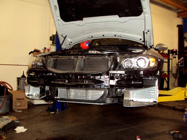 Competition Series Oil Cooler Upgrade Kit